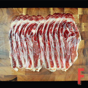 Spain Casalba Iberico Bellota - 48 months (Chilled) 西班牙 Casalba 伊比利亞黑毛豬火腿 - 48個月 (冷凍) ~100 Grams - FEAST