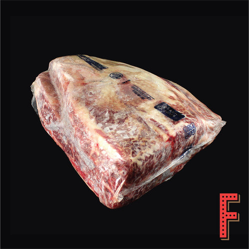 USDA Black Angus Boneless Short Rib (Frozen) 美國黑安格斯特級無骨牛小排 (急凍) ~2.5KG (2 Pieces Per Pack) - FEAST