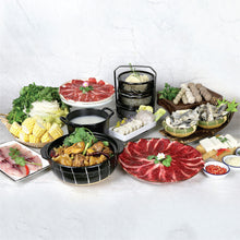 Load image into Gallery viewer, 麻辣花膠雞煲火鍋套餐 (4-10人) Spicy Fish Maw & Chicken Hot Pot Set (4-10 Persons) ~ 辣 Spicy - FEAST