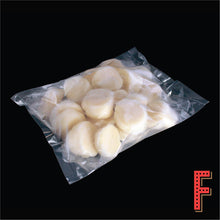 Load image into Gallery viewer, Japanese Sashimi Grade 2L Jumbo Scallops (Frozen) 刺身級日本2L帶子 (急凍) ~1KG (16 - 20 Pieces) - FEAST