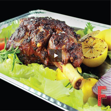 Load image into Gallery viewer, Roasted New Zealand Lamb Leg 香烤紐西蘭羊腿 - FEAST