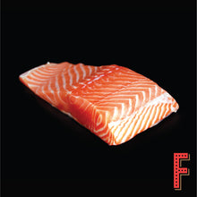 Load image into Gallery viewer, Norwegian Salmon (Half Fish) Fillet (Chilled) 挪威三文魚柳 (半條切塊) (冷凍) 5 Pieces (~400 Grams Per Piece) - FEAST