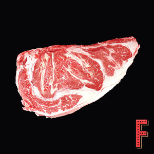 USDA Black Angus Rib Eye STEAK (Frozen) 美國黑安格斯肉眼扒 (急凍) ~600 Grams / 21 Ounces - FEAST