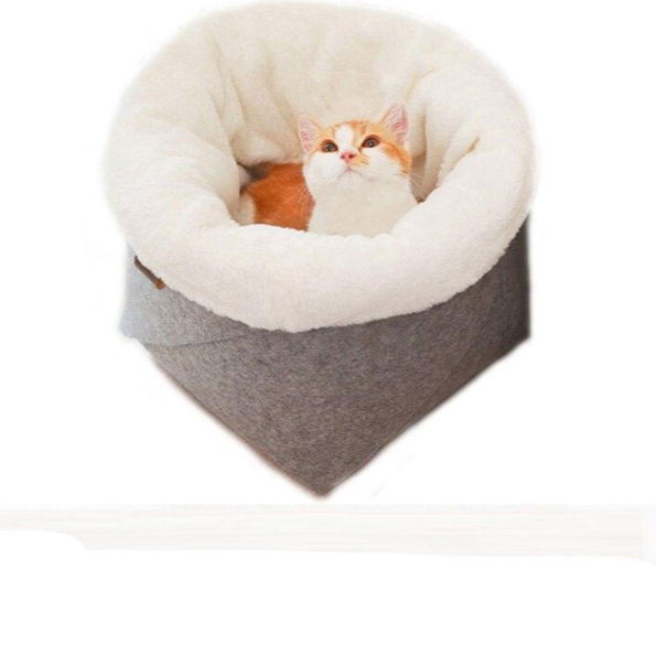 Fleece Pet Bed - Wise Pets