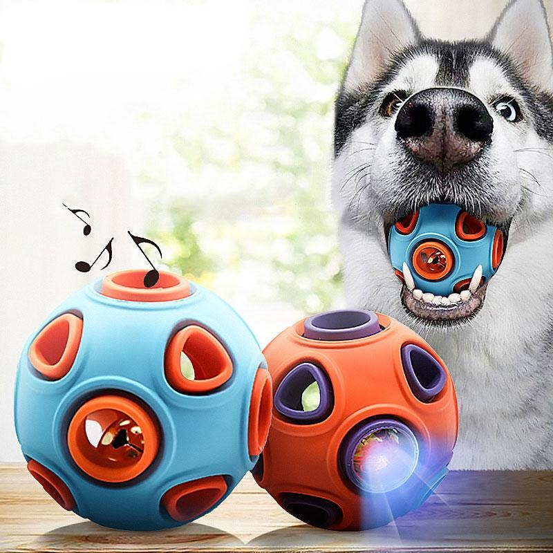 Dog Ball | Best Interactive dog toy - Wise Pets