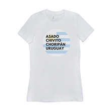 Load image into Gallery viewer, Uruguay Flag T-Shirts