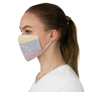 Venezuela Flag Fabric Face Mask