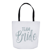 Load image into Gallery viewer, Team Bride Tote Bag