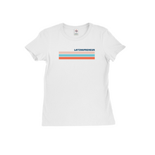 Load image into Gallery viewer, Latinapreneur 3 bar T-Shirts