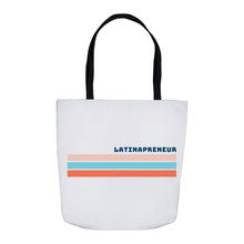Load image into Gallery viewer, Latinapreneur 3 colors Tote Bag