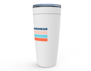 Latinapreneur 3 Bar Tumbler