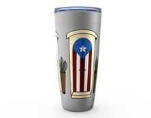 Load image into Gallery viewer, Puerto Rico Flag Door Tumbler