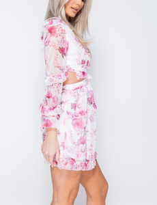 Stacy Floral Dress