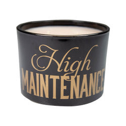 High Maintenance Limited Edition Black & Gold 16oz