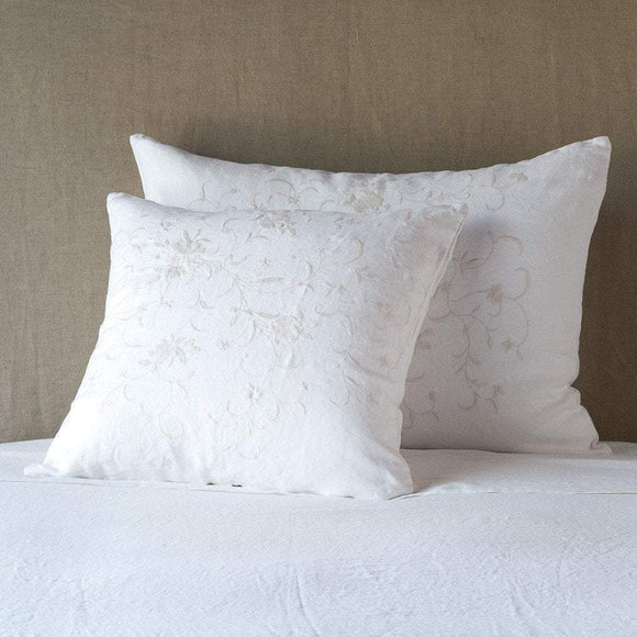 Seville Embroidered Deluxe Sham