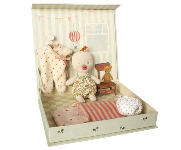 Maileg Ginger Baby Room Set