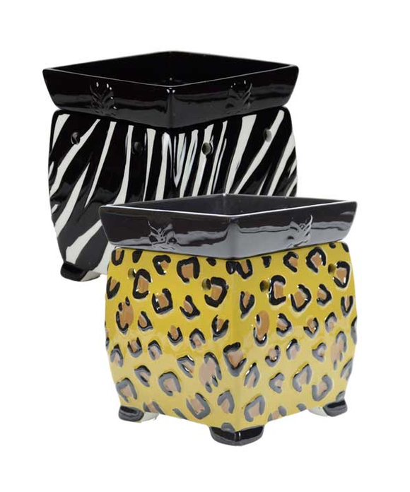 Tyler Radiant Fragrance Warmer - Zebra