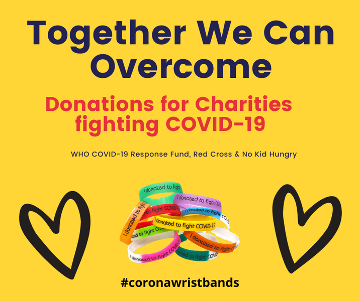 Charities helping to fight Corona virus