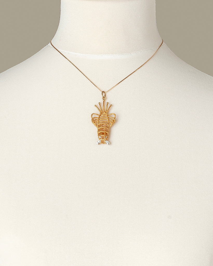 Lobster Luxury Necklace
