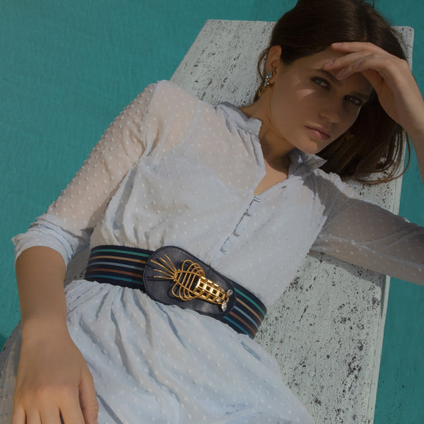 Lobster Statement Belt