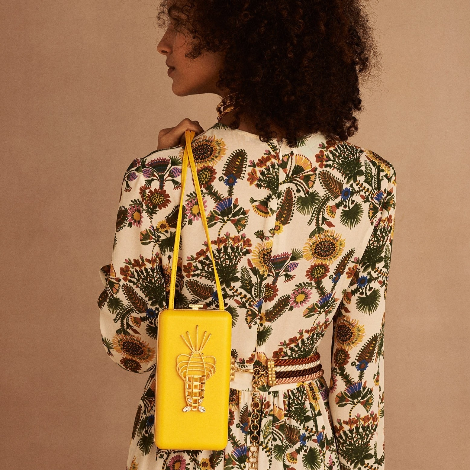 Lobster Bag Cl - Yellow