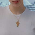 Load image into Gallery viewer, Lobster Luxury Necklace