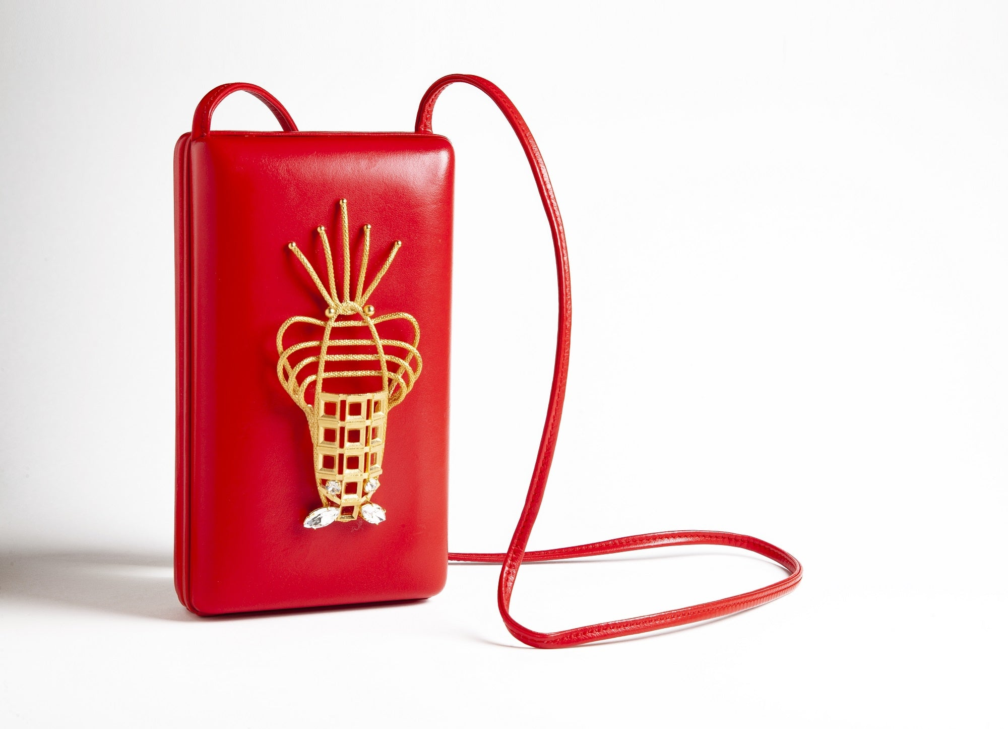 Red Lobster Luxury Handbag