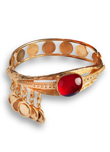 Ruby Eye Luxury Bracelet