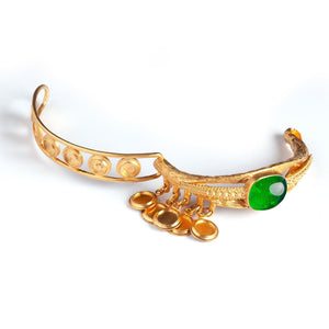 Emerald Eye Luxury Bracelet