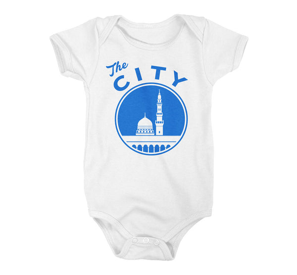 Baby The City (White)
