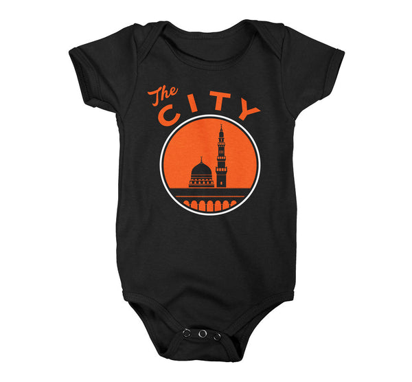 Baby The City (Black)