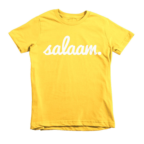Kids Salaam (Yellow)