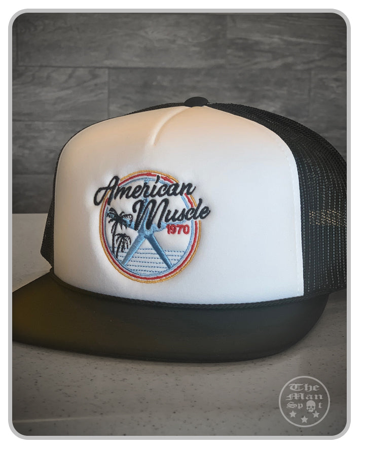 Discontinued - 50% Off - American Muscle Cap