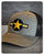 Stars and Stripes Hat - OD Green