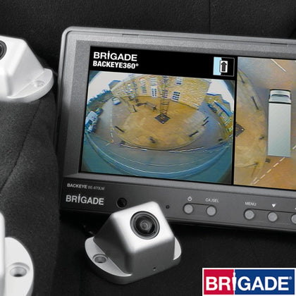 Backeye 360 Camera Systems