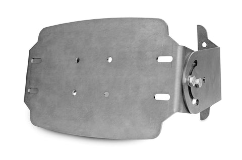 Adjustable radar bracket for backsense radar object detection system