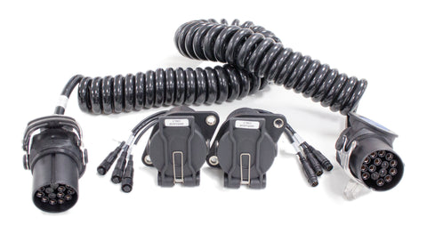 360 Cable kit for articulated vehicles