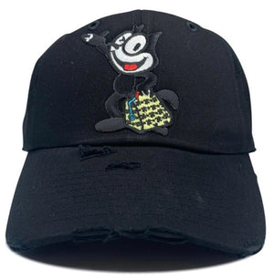 Dad Hat FELIX THE CAT WITH BAG