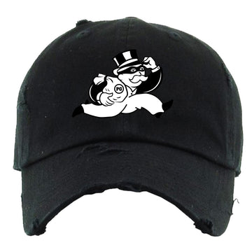 Planet of the grapes Dad Hat - BANDIT Black
