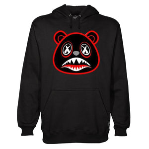 Hoodie BAWS 'Bred Baws' Black