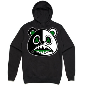 Hoodie BAWS Money Scar Baws Black/Green