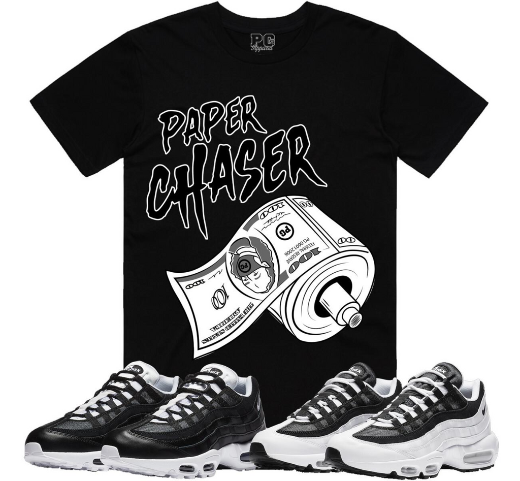 T-shirt Planet of the grapes Paper Chaser Black