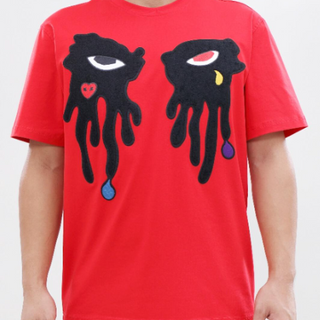 T-shirt Roku Studio Tear Dripping Red