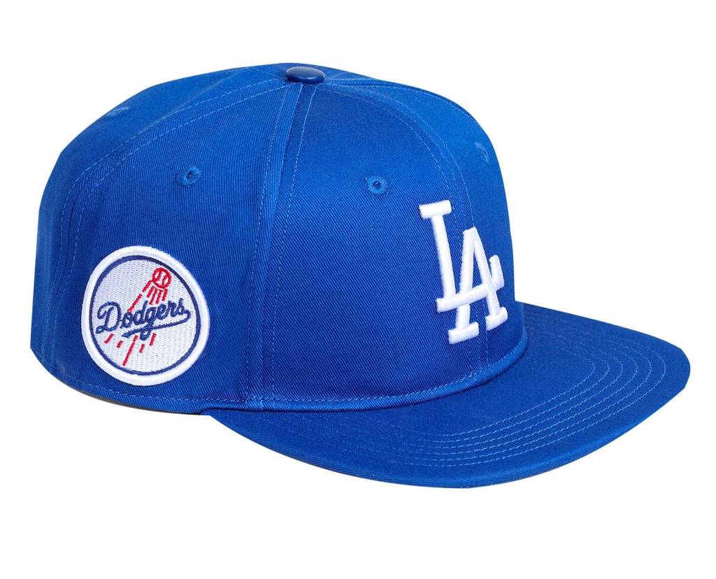 Snapback Hat LOS ANGELES DODGERS LOGO BLUE
