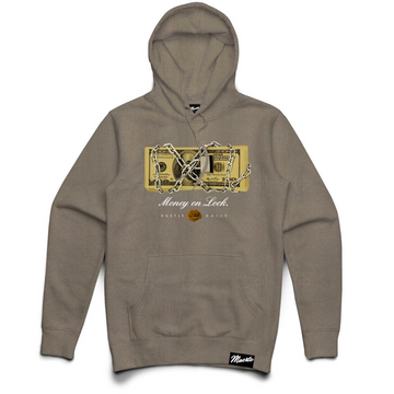 Hoodie Hasta Muerte CAMO MONEY ON LOCK ARMY