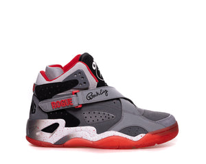 Souliers Patrick Ewing ROGUE x ONYX Grey/Red/Black
