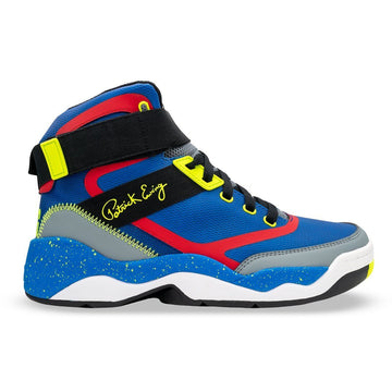Souliers Patrick Ewing 33 HI 2.0 Royal/Red/Yellow/Grey