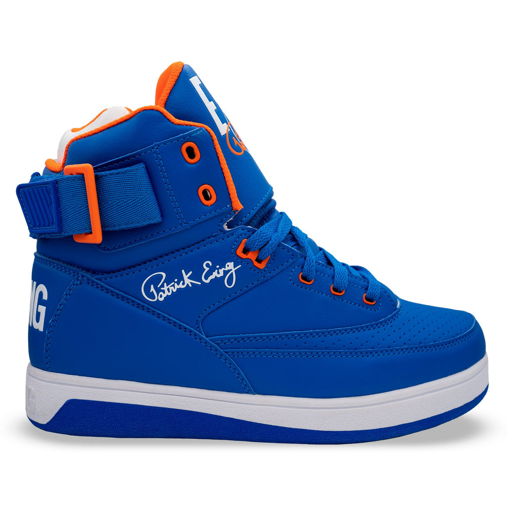 Souliers Patrick Ewing 33 HI ORION Blue/Orange/White