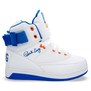 Souliers Patrick Ewing 33 HI ORION White/Royal/Orange