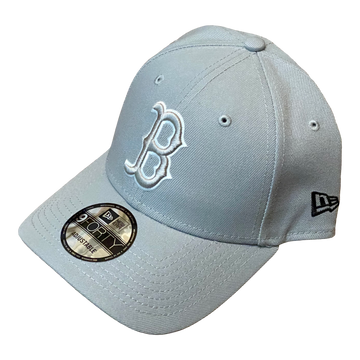 NEW ERA 9FORTY BOSTON LIGHT GREY